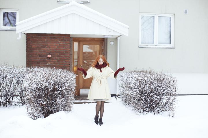 Vinterfrakk